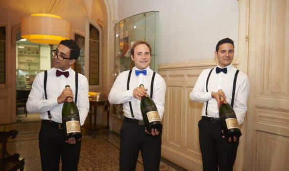 Specialisation in Luxury Hospitality Management