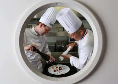 The Institut Paul Bocuse ranked amongst the best French Bachelors