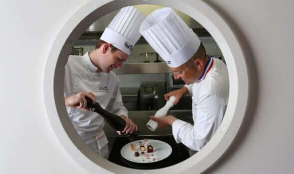 Bachelor Culinary Management Institut Paul Bocuse