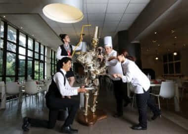 SIRHA 2019: Institut Paul Bocuse at the heart of the latest industry trends