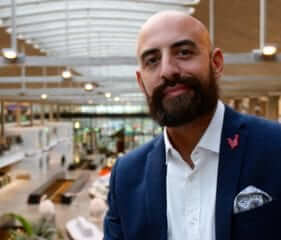 Aymeric Penven - Start-up Program Manager Paris