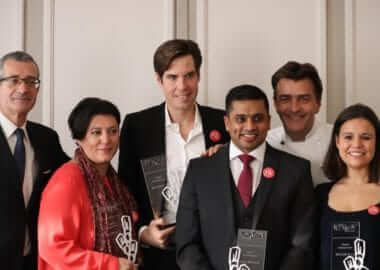 BOCUSE & Co Trophy Awards: our graduates rewarded for their entrepreneurial skills