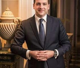 Luc Califano - GM Grand Hôtel du Lac, 5 étoiles