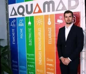 Romain Alcaraz - CEO AQUAMAD