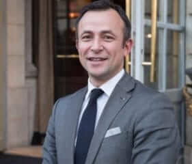 Thomas Bourdois - CEO InterContinental