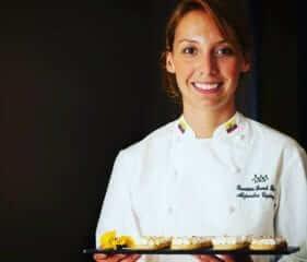 Alejandra Espinoza - Chef Executif Somos restaurant
