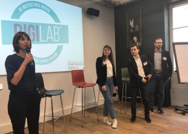 DigiLAB's 1st Edition: a co-creation by Institut Paul Bocuse and Food Service Factory