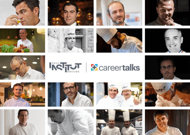 Online conferences: an encounter with the leading names in French gastronomy