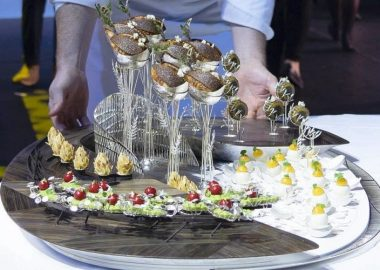 """Bocuse d'Or Europe – first prize for the """"best platter"""" goes to team France"""