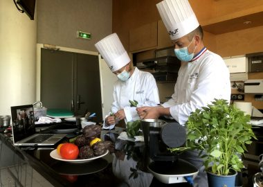 Institut Paul Bocuse hosts the 8th edition of the annual AFMAT conference