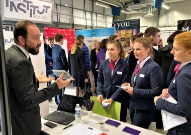 Career events: en route for the future