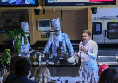 INSTITUT PAUL BOCUSE & CHEF YANNICK ALLENO LAUNCH THE FIRST EVER SAUCE MAKING COURSE