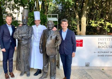 Institut Paul Bocuse adopts AI in the kitchen to train new generation of climate conscious chefs